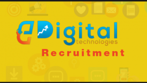 EDigital Technologies Jobs
